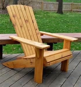 free adirondack chair plans diy