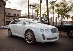 Bentleys Toyota Meet Venzayga The Toyota That Thinks It S A Bentley