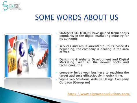 Seo Companys 2 by Seo Companies Gurgaon
