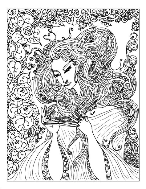complicated coloring pages for adults free coloring pages of complicated
