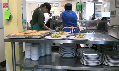 Volunteer Ontario Soup Kitchen by Workload For Bay Soup Kitchen Volunteers Keeps