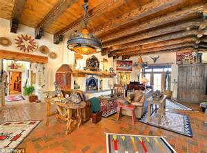Southwest Adobe Homes Randy Travis New Mexico Abode Could Be Yours For 15