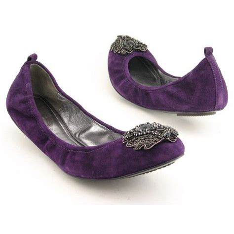 womens purple flat shoes purple ballet flats wedding ideas