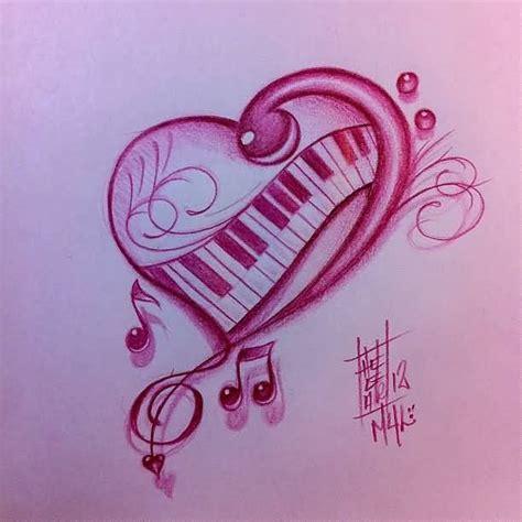 tattooed heart free music download 25 excellent piano keys tattoos drawings golfian com