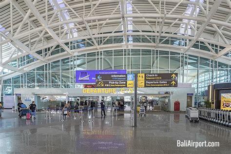 bali airport photo gallery bali airport guide