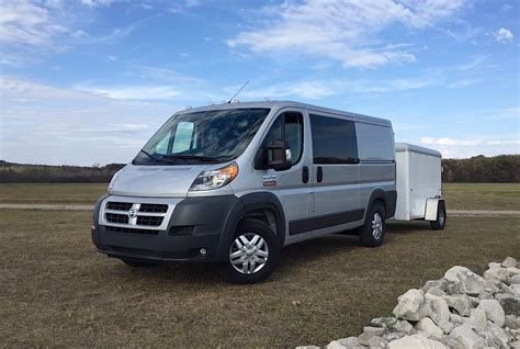 2016 Ram ProMaster EcoDiesel Towing First Drive [Video