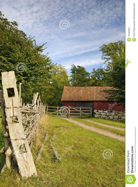 swedish country swedish country details stock images image 15946954