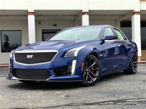 2019 Cadillac Sedan by 2019 Cadillac Cts V Sedan For Sale In