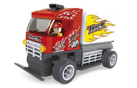Ausini Winner 20109 Indo bricker construction by ausini 20105 rc truck