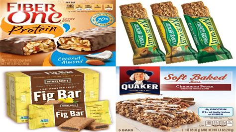 Healthy Snack Jigsaw Bars by Top 5 Healthy Snack Bars Choices For Diabetics