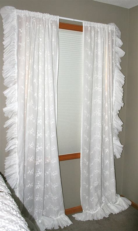 feminine curtains 1000 images about window treatments on pinterest