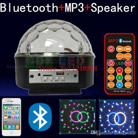 Usb Disco Light Fever by Bluetooth Mp3 Speaker Led Rgb Stage Light Magic
