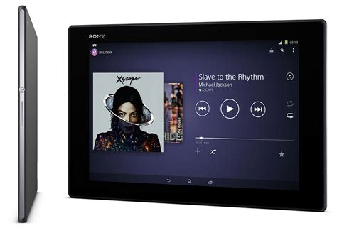 format video xperia z2 sony xperia z3 tablet compact une tablette en