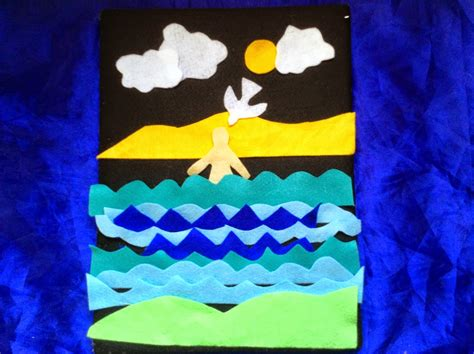 baptism crafts for creative children s ministry telling the story of