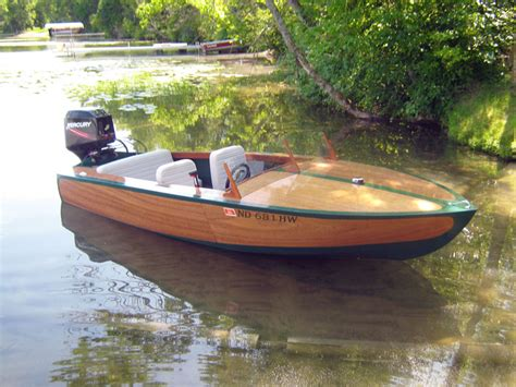 Handcrafted Wooden Boats - wooden boats custom built wooden boats by river