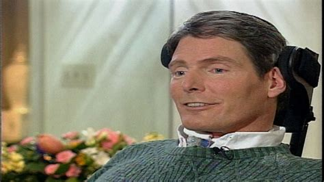 christopher reeve video christopher reeve spinal cord injury may 27 1995 youtube