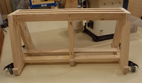 wood lathe bench my lathe has a bench at last by aussiedave