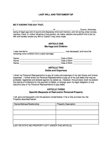 Last Will And Testament Blank Forms Fill Online Printable Fillable Blank Pdffiller Nc Last Will And Testament Template