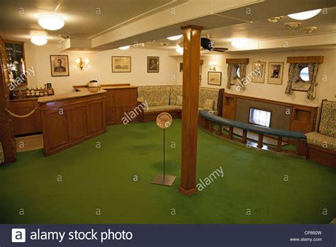 Free Cabin Plans the wardroom anteroom inside the royal yacht britannia