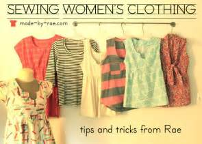 Making clothes for me lessons learned made by rae