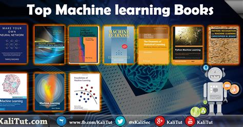 kali linux tutorial book top machine learning books kali linux tutorial