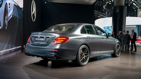 E 63 S by 2018 E63 Mercedes Amg S Brings Showstopping 603 Hp To La
