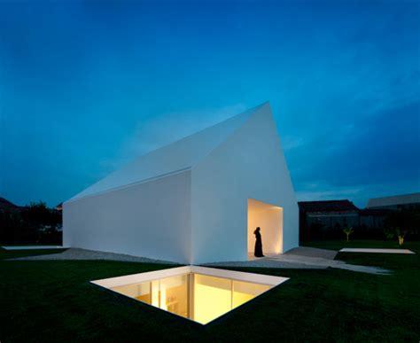 minimal homes house in leiria a minimal white house modern architecture