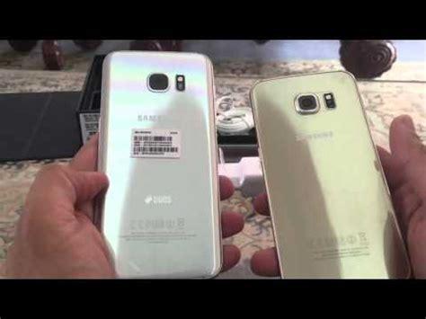 Samsung S7 Edge Duos Set 150 Seken samsung galaxy s7 edge duos titanium silver unboxing and review urdu