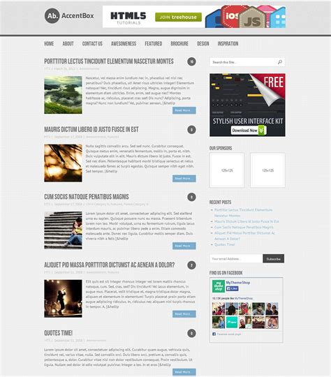 Theme Newspaper Wordpress 2015 | best free wordpress magazine themes 2015 all design creative