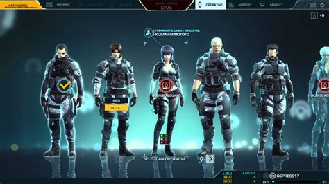 section 9 game ghost in the shell stand alone complex first assault