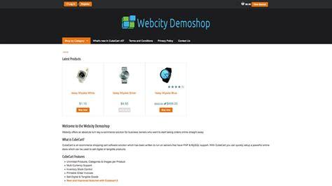 e trend by webcity skins cubecart