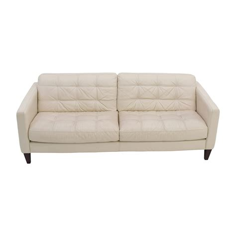 milan pearl all leather sofa macy s corona sofa dimensions refil sofa