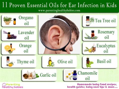 essential oils for ear infection 11 proven essential oils for ear infection in