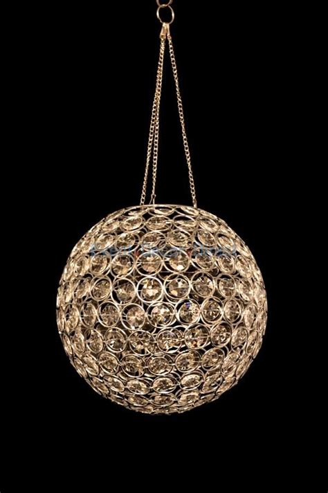 Cristal Chandeliers Acrylic Crystal Hanging Globe Light Event Decor Direct