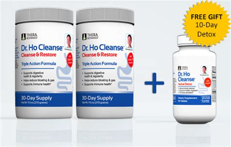 Dr Ho Herbal Detox by Colon Cleanse Detox Dr Ho Cleanse
