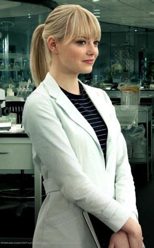 emma stone gwen stacy amazing spider man matters of critical insignificance