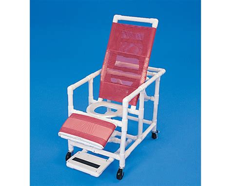 pvc reclining shower chair healthline pvc reclining shower chair free shipping