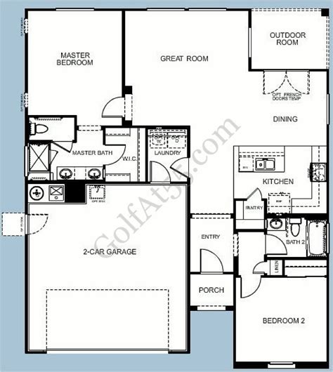 meritage home floor plans home plan