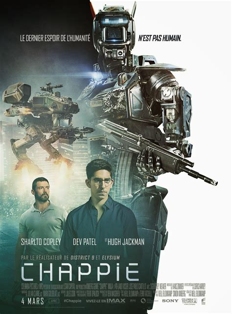 film robot humain 2015 chappie 2015 reviews my brothers want
