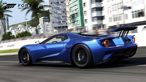 wing ford active rear wing of 2017 ford gt seen for the