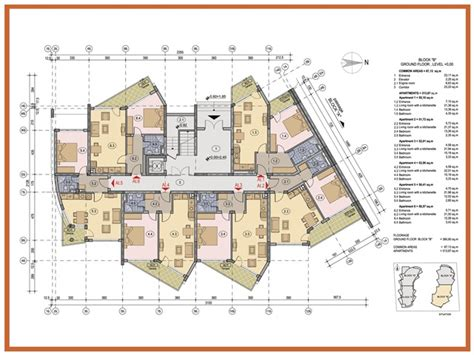 apartment complex plans apartment complex floor plans