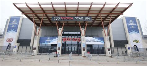 Fcs The 4 Tx Tshirtkaosraglananak Oceanseven toyota stadium in frisco slideshows annistonstar