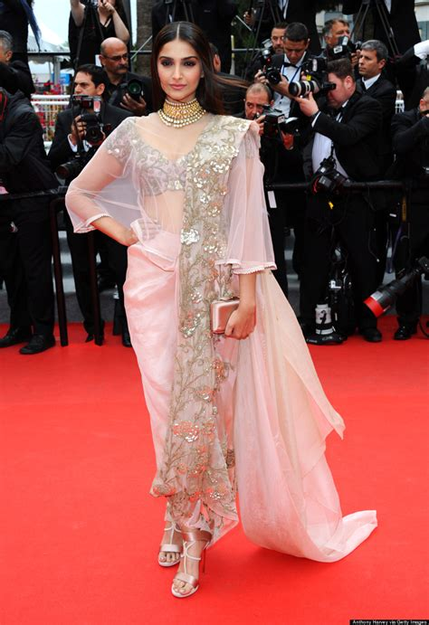 Cannes Wardrobe by Sonam Kapoor S Best Cannes 2014 Fashion Moments So Far