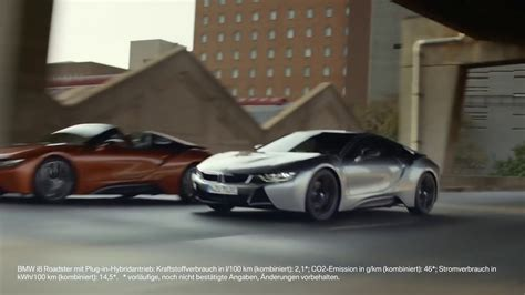 bmw i8 commercial ad trailer 2018 bmw i8 coupe roadster commercial