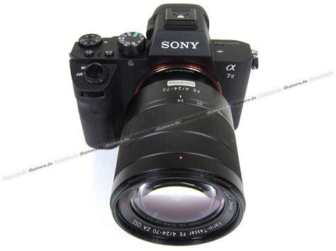 Kamera Sony Alpha 7 die kamera testbericht zur sony alpha 7 ii