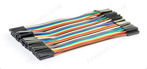 40p Jumper Cable 10 Cm To 1 40p 10cm to dupont jumper wires cable