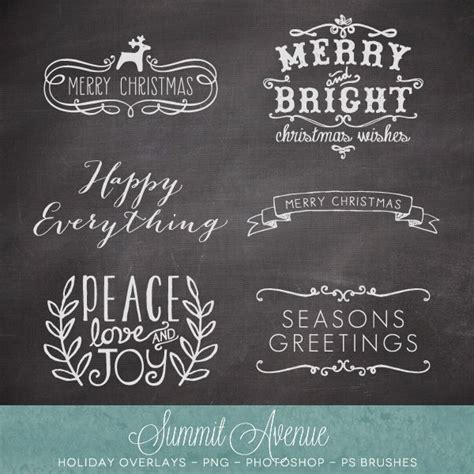 make your own pattern overlay photoshop digital holiday overlays photoshop files christmas