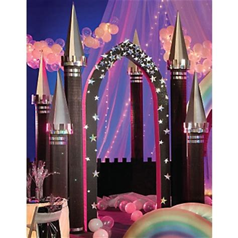 princess themed quinceanera decorations cinderella or princess quinceanera theme decor make a