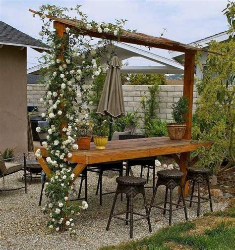 Diy Backyard Pull Up Bar Decoracion De Jardines R 250 Sticos Fotos