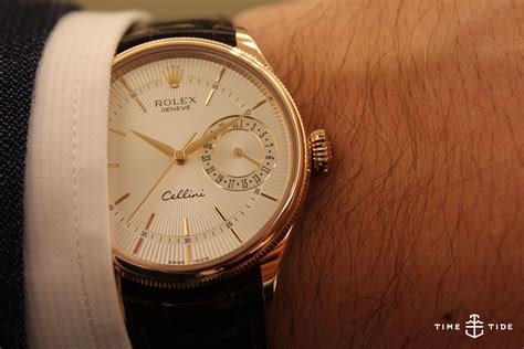 Rolex Cellini Merah 001 Chrono Detik rolex cellini review